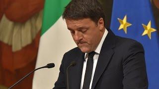 What's Next for Italy's Matteo Renzi?