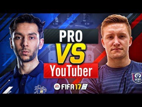 PRO VS YOUTUBER! ( TASS VS REEV )