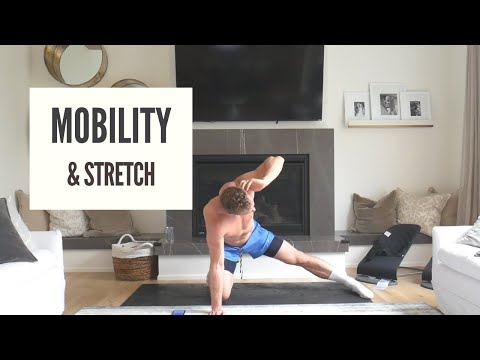 7-Minute Routine to enhance Mobility