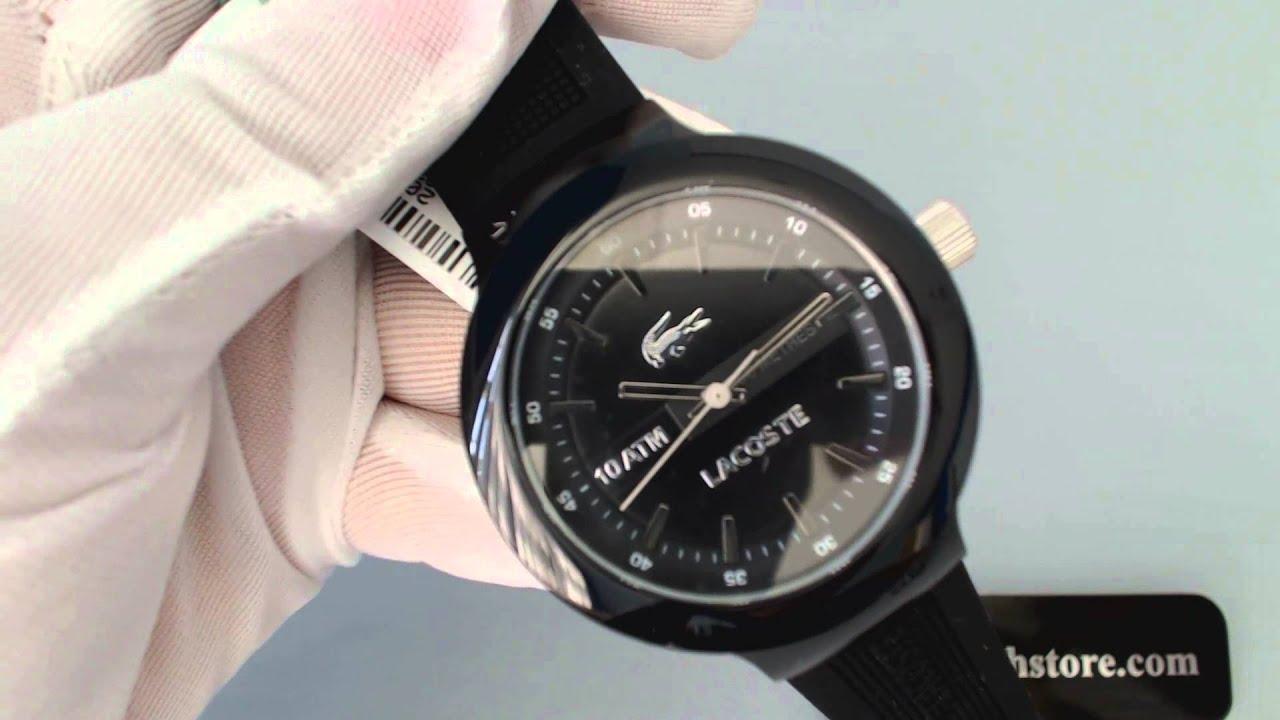 Karl Lagerfeld Unisex Chain Watch (KL1205) - YouTube