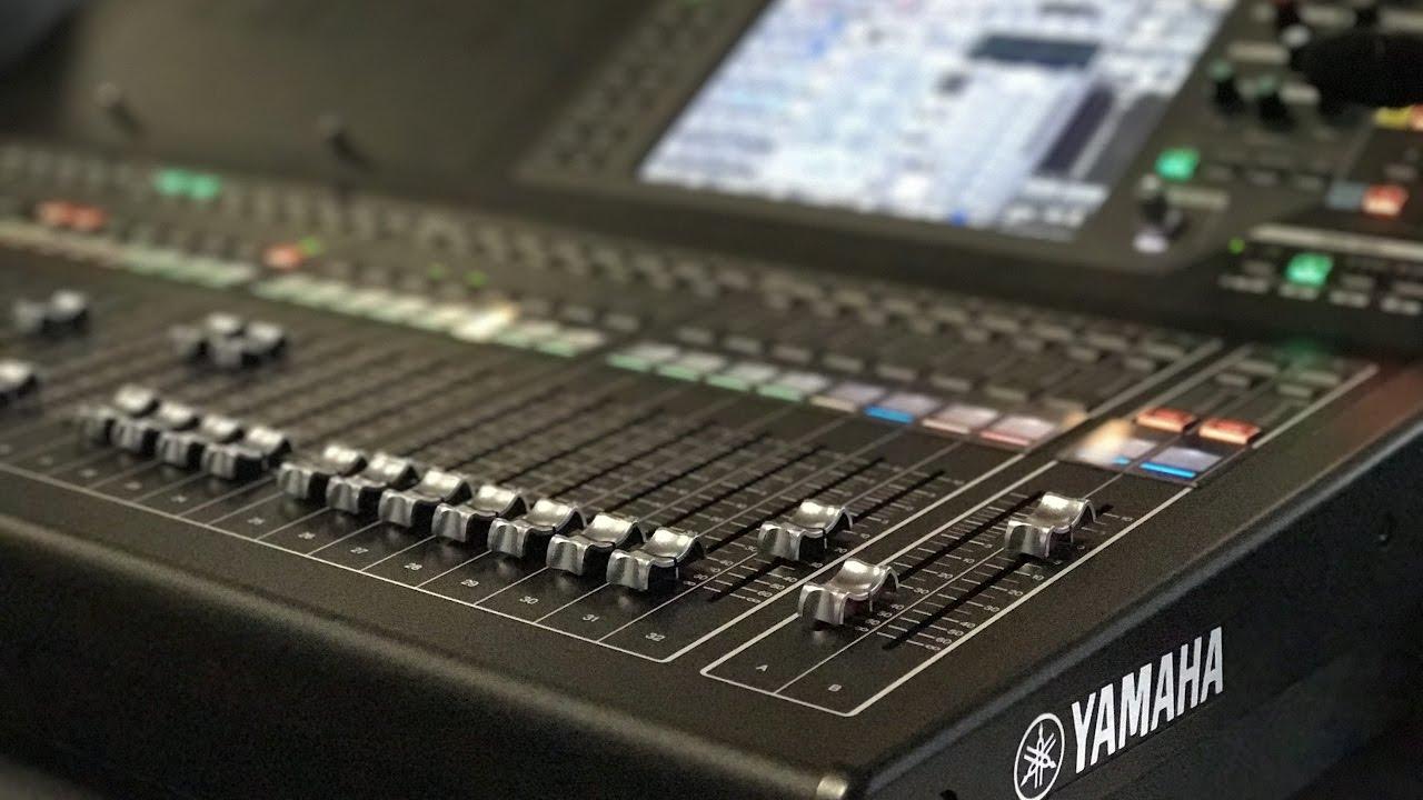How to use Digital Audio Mixer Tutorial#1Mic setup (Hindi/Urdu)