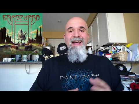 Graveyard  – Peace (Album Review)