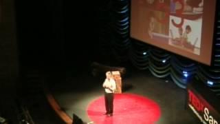 Unplugging Our Kids: Steve Baskin at TEDxSanAntonio
