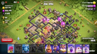 LIVE STREAM | clash of clan | F9 venom upgrading mortar level 9 and highest donation clan