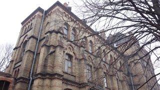 Neogotycki Szpital - Ucieczka Przed Ochroną |URBEX #114|