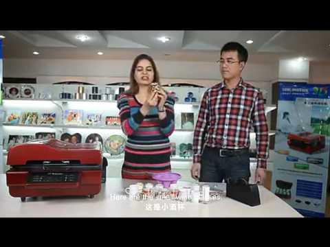 как делают печать на кружках чехлах бокалах и майках