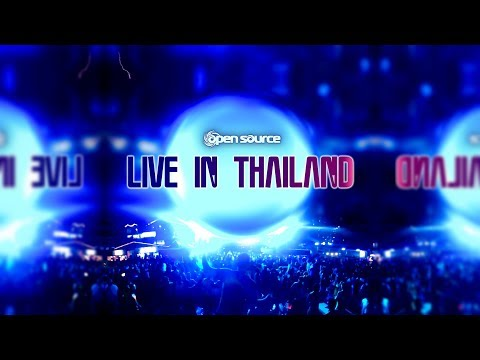 Open Source - Live In Thailand