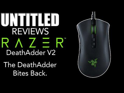 The DeathAdder Bites Back.    Razer DeathAdder V2 Unboxing & Review