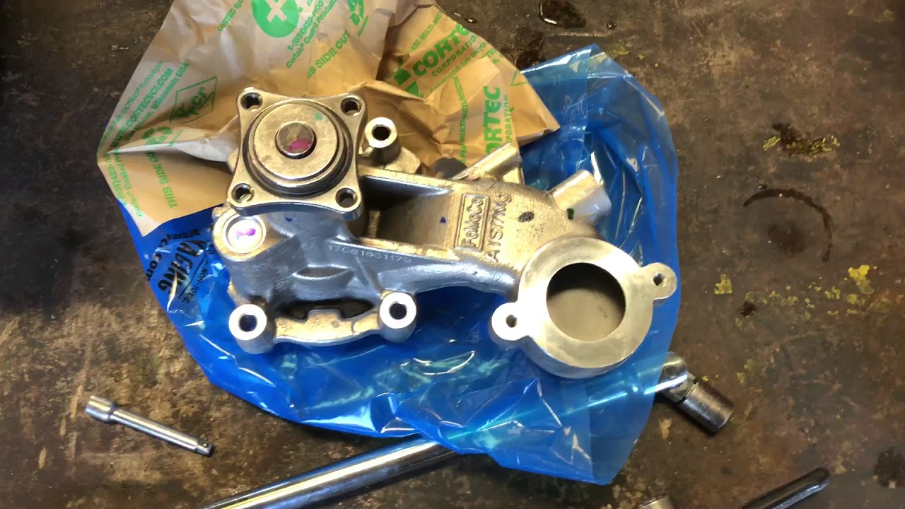 medium resolution of 2014 f150 5 0 water pump replacement
