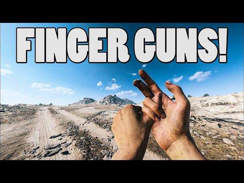 """In Battlefield V è stata scoperta """"la pistola con le dita"""". Ecco dove trovarla"""