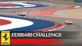 Ferrari Challenge 2019 - COTA Recap