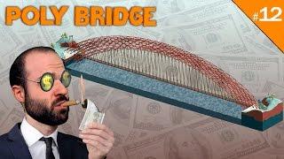 UN PUENTE DE 1.000.000 o_O | POLY BRIDGE Gameplay Español