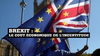 Brexit: le coût économique de l'incertitude