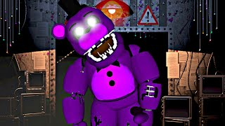 Me VISITA SHADOW FREDDY en la NOCHE 6 - Creepy Nights at Freddy's 2 (FNAF Game)