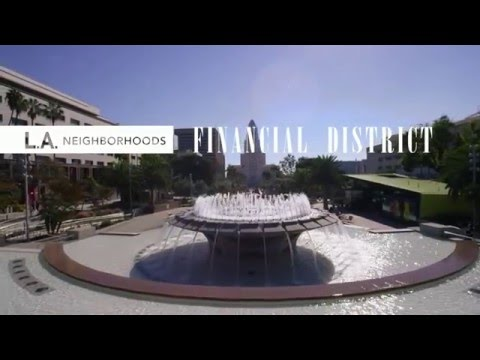 Discover LA: Financial District