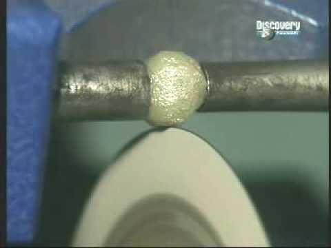 como se hace un tallado de diamante