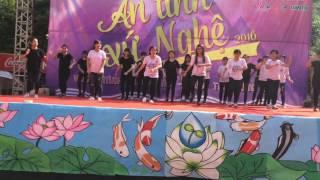 38 AOF _ Flashmob _ Ân Tình Xứ Nghệ 2016