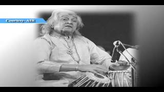From All India Radio Archives : Voice of Pandit Kishan Maharaj