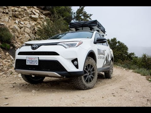 The Reality Of Off Roading A Rav4 Youtube