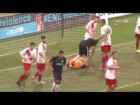 2016 OFC CHAMPIONS LEAGUE   AUCKLAND CITY FC vs AMICALE FC