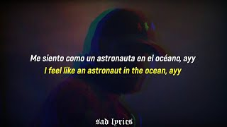 Masked Wolf - Astronaut In The Ocean // Sub Español & Lyrics
