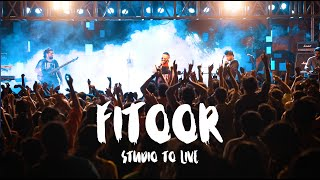 Fitoor Studio To Live - Cover | M Qube | Live Band