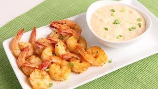 Roasted Bang Bang Shrimp Recipe - Laura Vitale - Laura In The Kitchen Episode 951