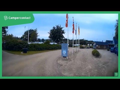 Camperplaats / Wohnmobilstellplatz Løgstrup (Hjarbæk Fjord Camping)