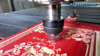 2d Design For  Cnc Wood Carving