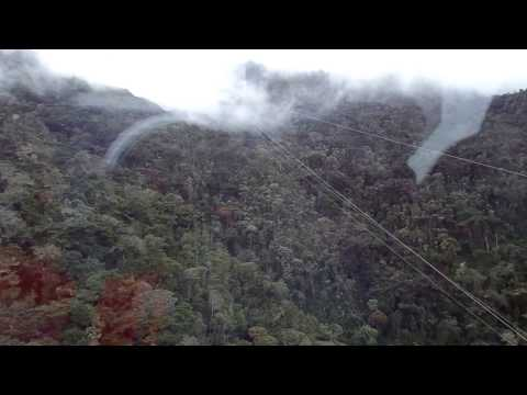Venezuela Tourist attraction/Cable-teleferico Mukumbari/Arriba Merida 02