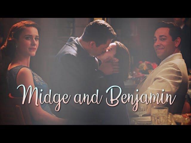 Midge & Benjamin   I Want Crazy