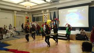 Oceanic Khorfakkan Annual Function 2k16 Fillipino Traditional Dance