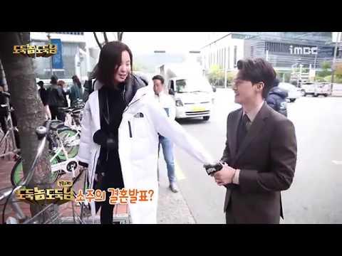 Seohyun & Kim Ji Hoon playful on set & asked KangDol to use coupon ASAP