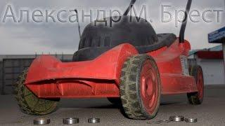 видео ремонт газонокосилок