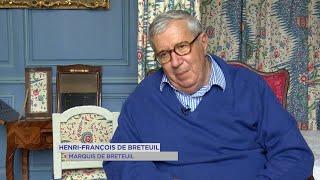 Yvelines | Breteuil : L'ouverture au public, le pari fou d'un jeune marquis