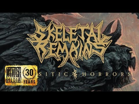 SKELETAL REMAINS - Parasitic Horrors (Album Track)