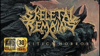 SKELETAL REMAINS - Parasitic Horrors (Album Track)