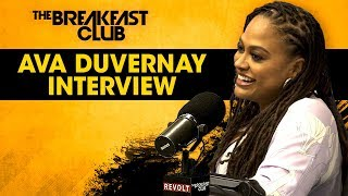 Ava_DuVernay_Talks_Central_Park_Five_Based_Series,_Criminal_Injustice_+_More