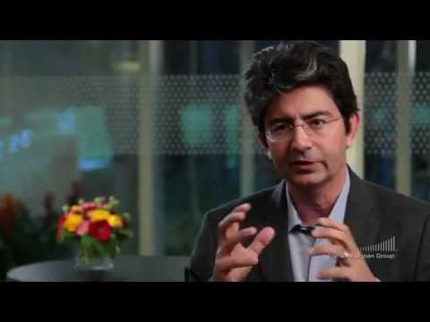 Don't Start A Foundation: Pierre Omidyar Ignores Early Advice, Then Reconsiders
