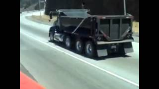 Mendosa trucking super 10 dump truck