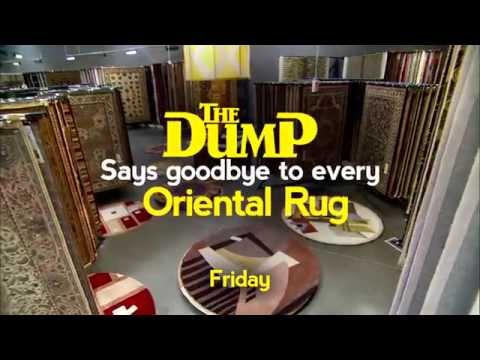 The Dump Furniture Outlet Say Goodbye To Every Rug Youtube