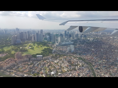 Philippine Airlines Flight PR720 Manila (MNL) to London (LHR).