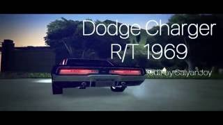 Dodge Charger R/T 1969 by SalyanJoy