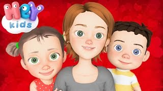Mother's Day Song For Kids 😍 It's Your Birthday Mommy - HeyKids