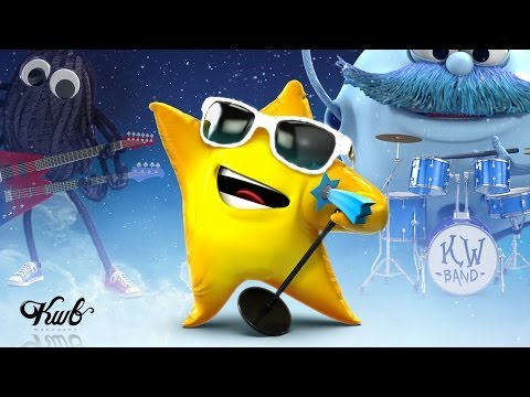 """Twinkle Twinkle Little Star""-best upbeat/rock animated characters!"
