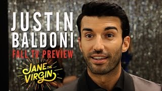 Jane The Virgin Star Justin Baldon Interview TheWrap Magazine Fall TV Issue Cover Star