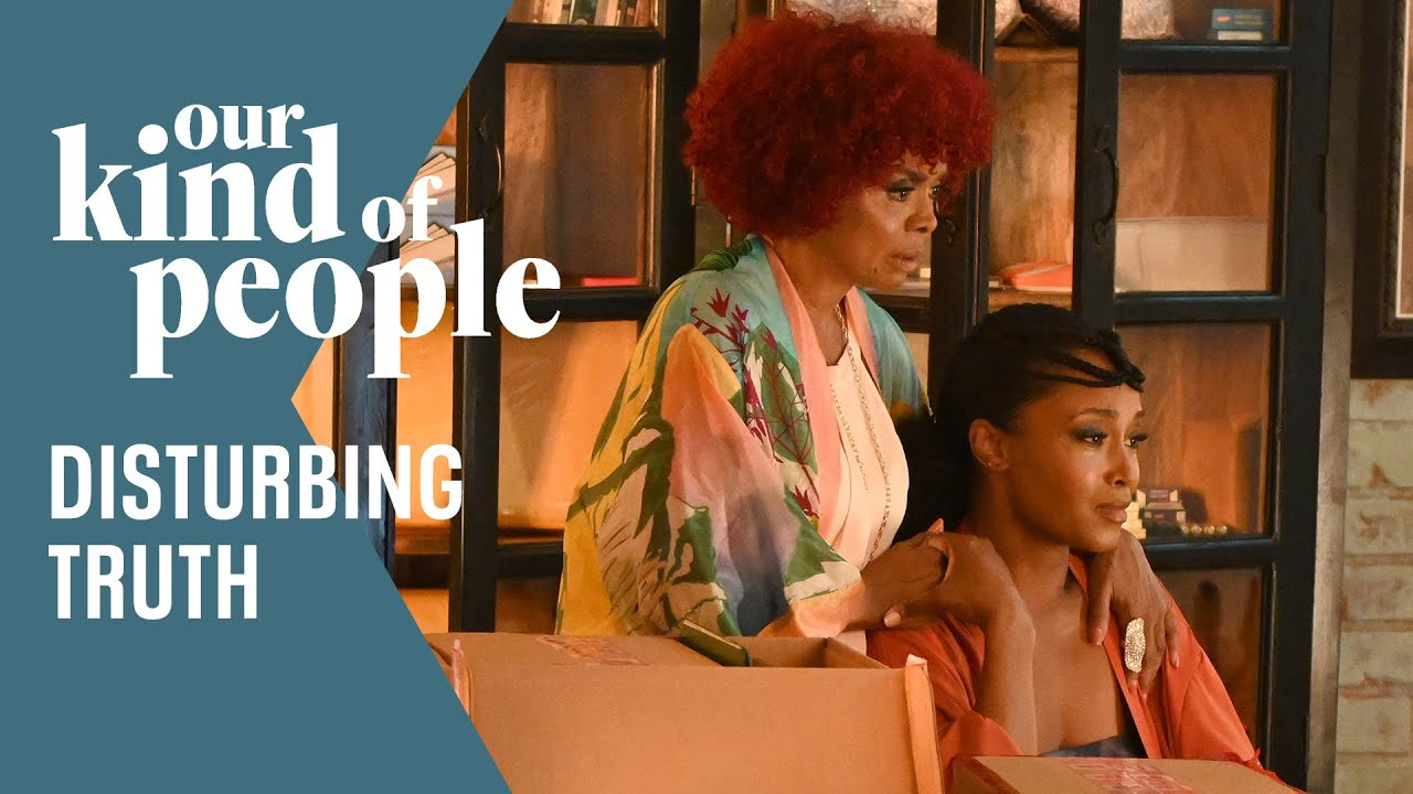 Download Angela Finds Out A Disturbing Truth | Season 1 Ep. 1 | OUR KIND OF PEOPLE