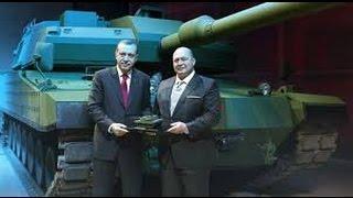 Altay Tank cnrexpo da sergilendi ( son durum )