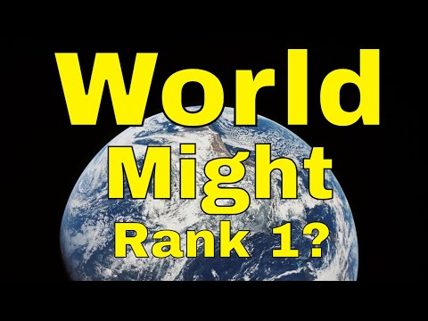 Castle Clash World Might Rank 1?