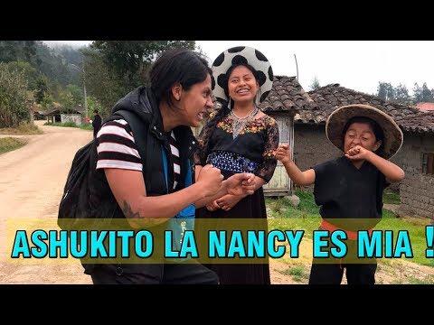 ASHUKITO QUIERE QUITARLE LA NANCY RISOL A LUCHO    SEGUNDA PARTE